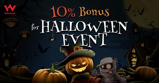 Continua festejando Halloween con Webzen