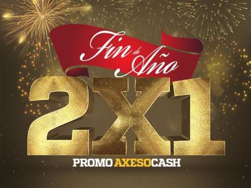 Axeso5: Ultima Promocion 2x1 del Año