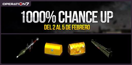 Operation 7 1000% Chance