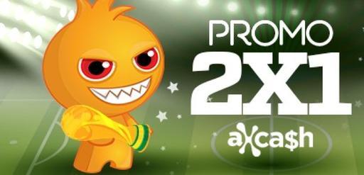 Axeso5: Promo 2x1 Mundial