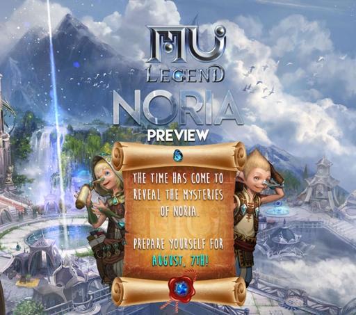 Estreno Oficial de Mu Legend y Lanzamiento en Steam