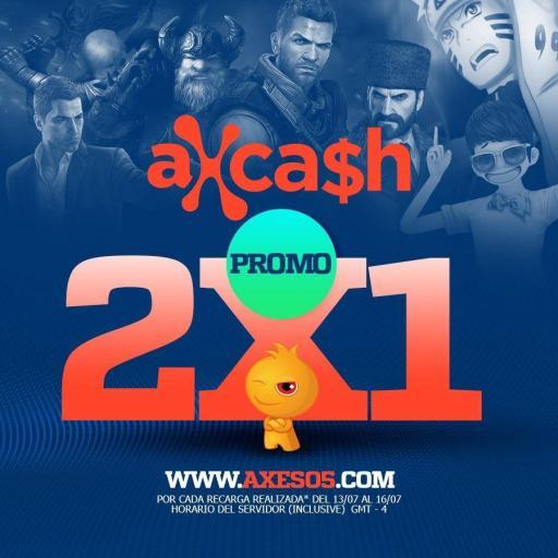 Axeso5: Promo 2x1 hasta el 16 de julio