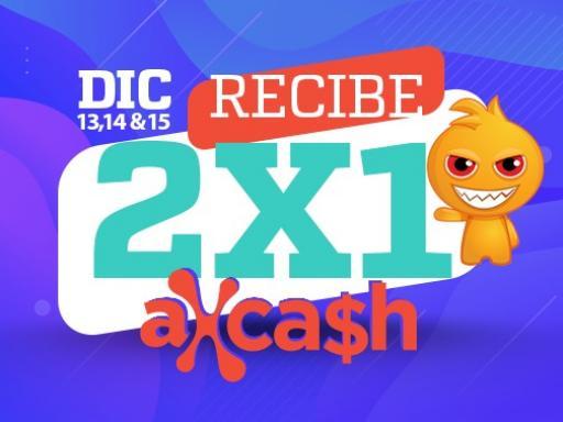 Axeso5: Increible 2x1 de diciembre