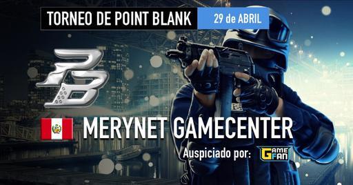Pointblank: Torneo en Merynet Gaming