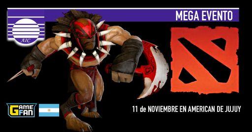 11 de Noviembre: MegaEvento en American de Jujuy