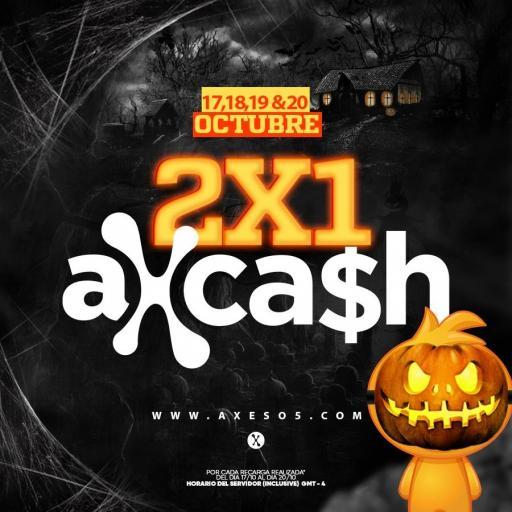 Axeso5: 2x1 Halloween