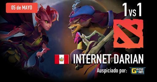 Dota 2: Torneo 1vs1 en Internet Darian
