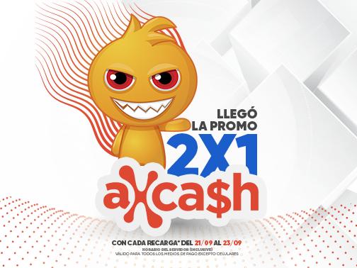 Axeso5: Una fresca PROMO 2x1