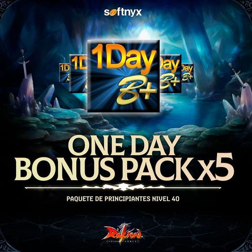 Rakion: One day Bonus Pack