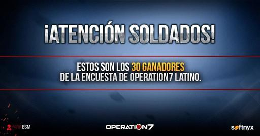 Operation 7: ¡ATENCIÓN SOLDADOS!