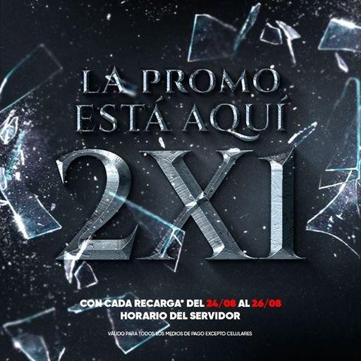 Axeso5: 2x1 «Valar Morghulis»