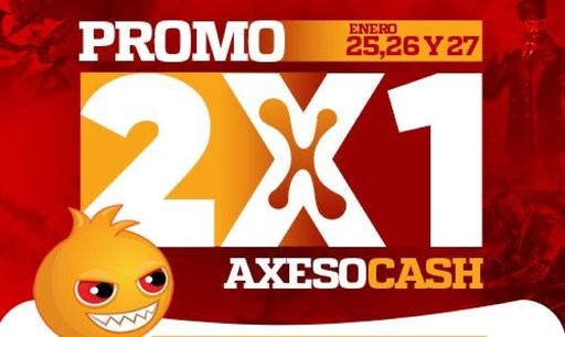 2x1 En AxesoCash