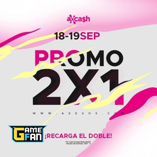 🔥 PROMO FEST | 48 HS EN PROMOCIÓN 2X1 🔥