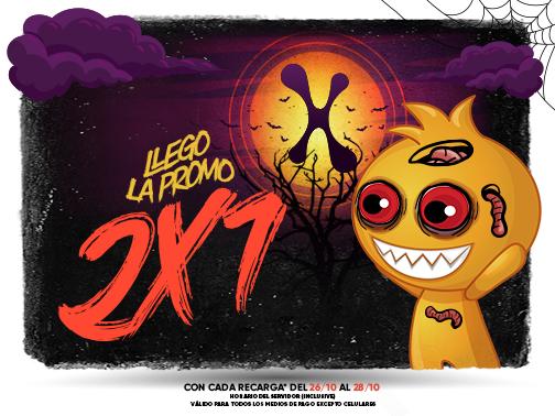 Axeso5: 2x1 especial de Halloween