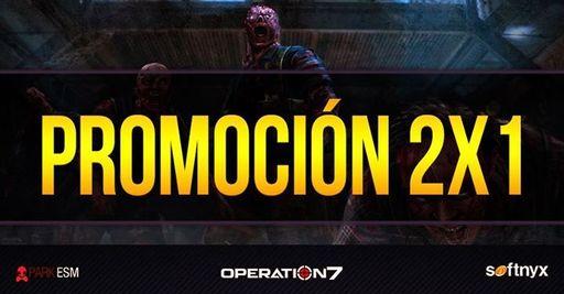 Operation 7: Promocion 2x1
