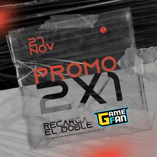 🔥 ¡24 horas en promo 2x1! 🔥