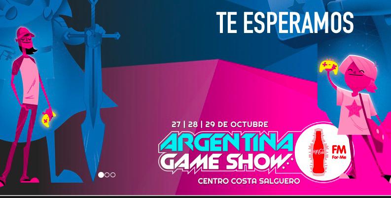 Sentite parte del Argentina GameShow 2017