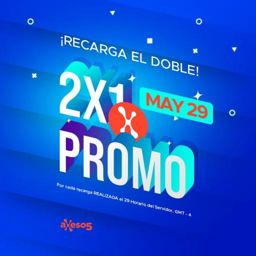 🔥 ¡UN DÍA ENTERO en promo 2x1! 🔥
